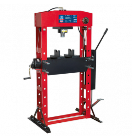 Hydraulic Press Premier with Foot Pedal Floor Type (50 Tonne)