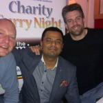 Hall-Fast Charity Curry Night Raises £1,305!