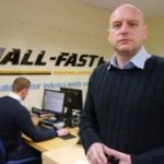 Hall-Fast Founder to Have Influential Say in Parliament